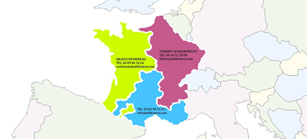 Atib France Contacts